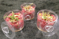 le nostre tartare take away